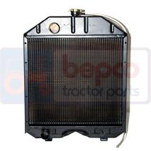 Radiator/Accesorii radiator 30/150-112 Massey Ferguson 610