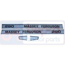 Elemente caroserie  30/860-12  Massey Ferguson 610